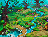 Environments for Fairy Battle