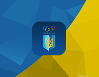 Olympic UA. Mobile App.