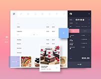 Cafe Event App