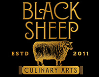 Black Sheep Culinary Branding