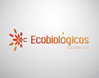 Diseño de Marca Ecobiológicos