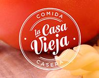 La Casa Vieja Restaurant · Identity