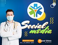 Grand clinic socialmedia