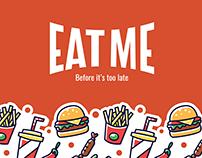 EATME | Logo Design & Branding