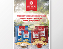 STIZA Poster Design