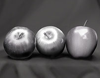 Apples with wacom