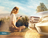 Mercedes Me by Movistar