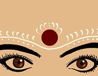 Animated Bengali wedding card