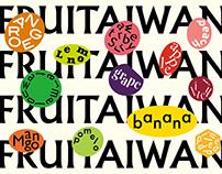 FRUITAIWAN 水果月曆