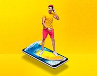 Surf More Talk More - Mobitel