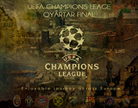 UEFA Chmpions leage (Q.R.F)