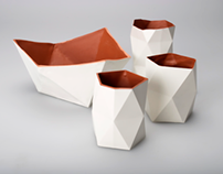 Low Poly Dishes