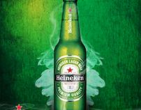 Poster Heineken