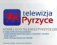 Logo dla Telewizji Pyrzyce