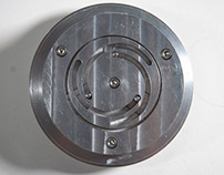 Tripple Eccentric Locking System