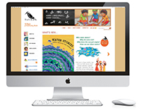Tulika Publishers Website Redesign