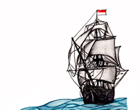 Singapore Maritime Week T-shirt Design competition