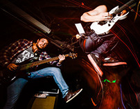 Beheading of a King & The Afterimage LIVE @ Club Saw