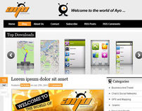 AYO World Mobile Application