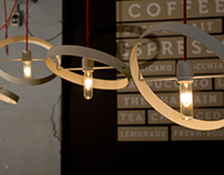 Cure Bar Lighting Design