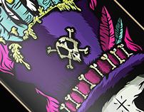Voodoo Skate Deck