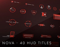 Nova - 40 HUD Titles