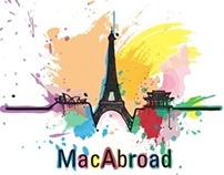 MacAbroad Branding