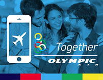 "Olympic Air ""Together"" Instagram Contest"
