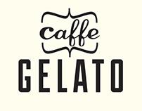 Branding for Caffe Gelato