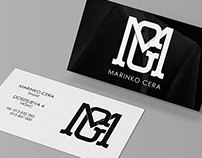 Logo + Business Card design for tailor shop