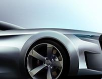 Audi RSX Quattro