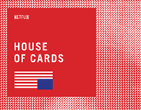 House of Cards Poster Series