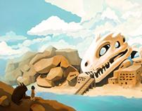 Dragon Ruins
