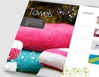 Paul Textile Brochure