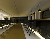 Saatchi & Saatchi for Sobranie Design Event. London2012