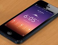 Sunrise & Sunset iPhone App