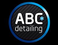 Logo and POS design for ABC detailing