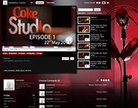 Coke-studio S4 Web Banners
