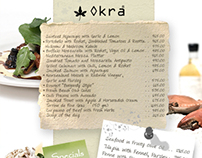 Okra Rest. Website
