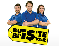 BEST BUY - BU İŞ'TE Bİ' İŞ VAR ADVERGAME
