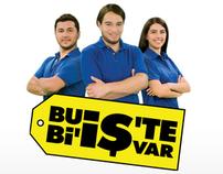 BEST BUY - BU İŞ'TE Bİ' İŞ VAR ADVERGAME