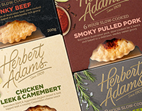Herbert Adams Chilled Pies