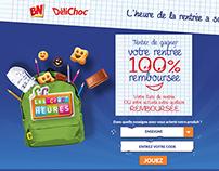 BN & DéliChoc : Les Croc'Heures