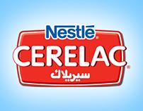 """Cerelac """"Facebook designs"""""""