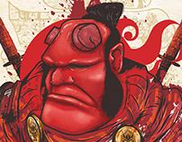 Illustration 01 - Fan Art 2013