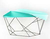 Table II-Blue series