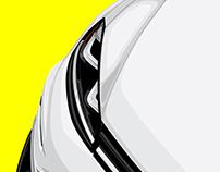 Volkswagen Golf MK7R