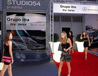 Evento Mercedes CLA
