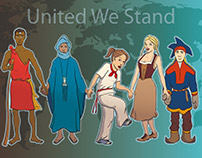 Earth People - United we stand 1/3