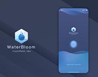 WaterBloom Cryptowallet IDEA